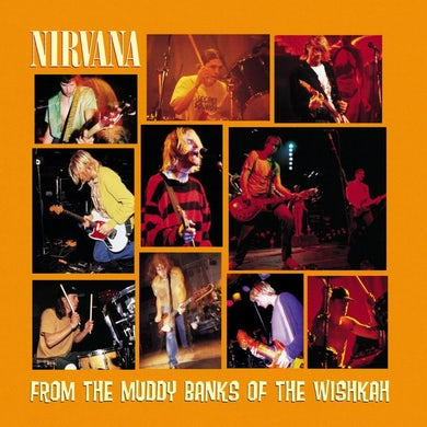 Nirvana From The Muddy Banks Of The Wishkah 2xLP (Vinyl)