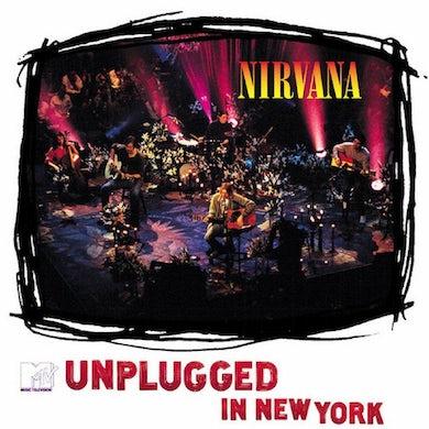 Nirvana MTV Unplugged In New York LP (Vinyl)