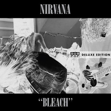 Nirvana Bleach Deluxe 2xLP (Vinyl)