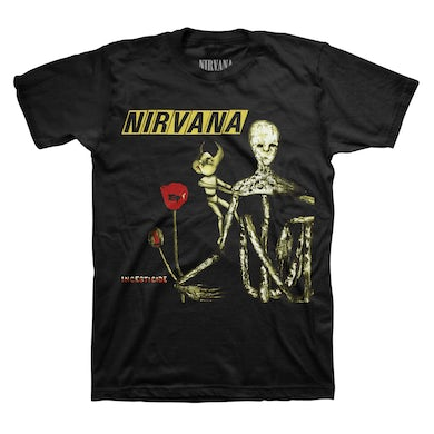 Nirvana Incesticide Tee (Black)