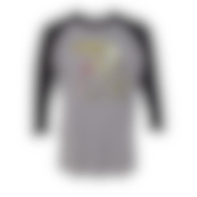 Nirvana Incesticide 3/4 Sleeve (Graphite Heather/Black)