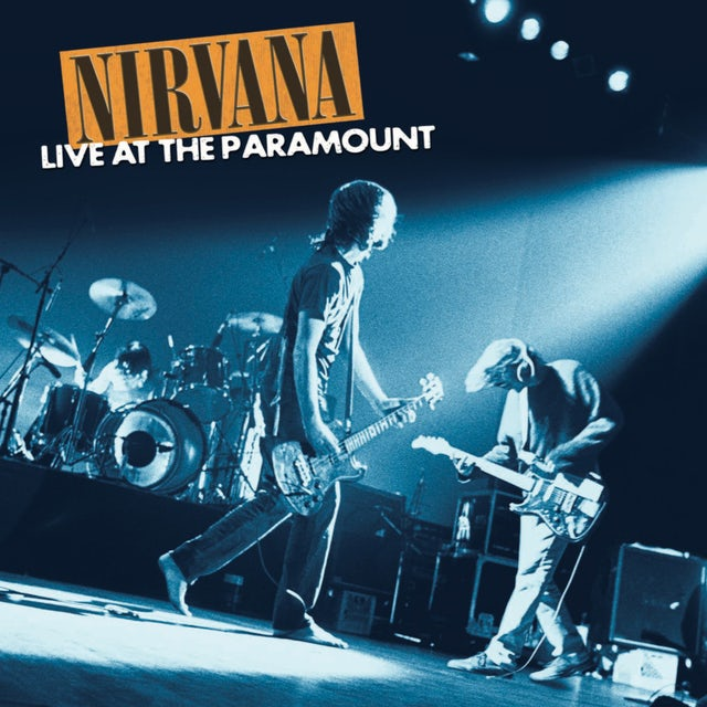 Nirvana Live at the Paramount Std Edition 2XLP