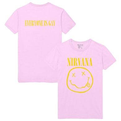 90b98ae0 Nirvana   The Official Nirvana Merch Store on Merchbar - Shop Now!