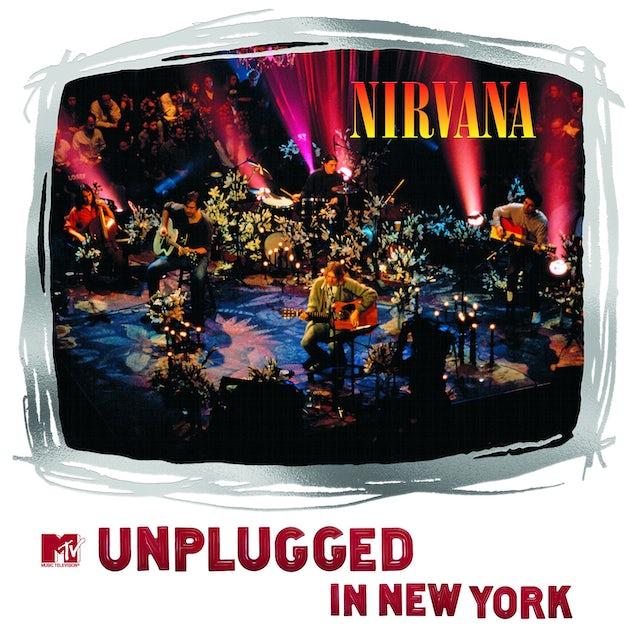 Nirvana Unplugged Limited Edition Colored 2xLP
