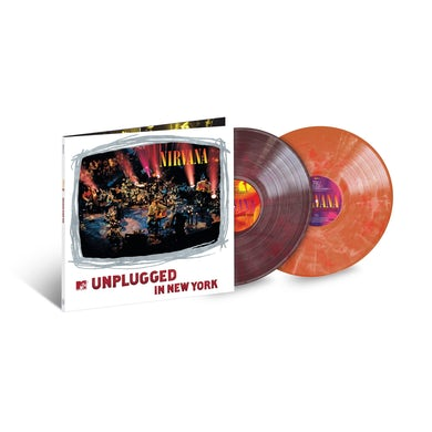 Nirvana Unplugged Limited Edition Colored 2xLP (Vinyl)