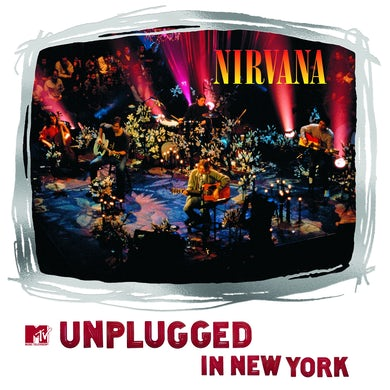 Nirvana Unplugged Standard Edition 2xLP (Vinyl)