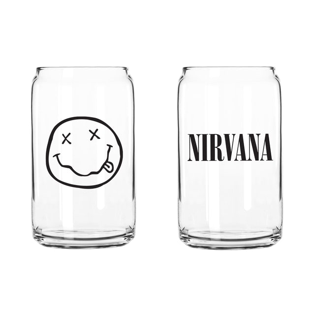 Nirvana Beer Glass Pack of 2