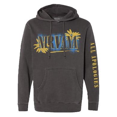 Nirvana Apologies Hoodie
