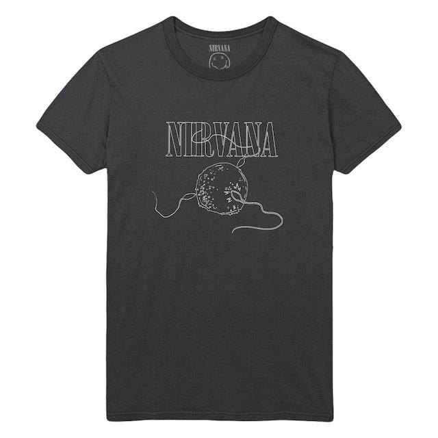 Nirvana Conception Grey Tee