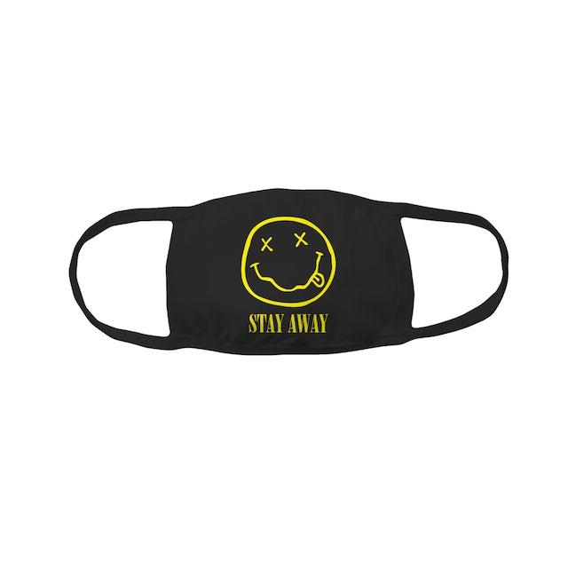 Nirvana Stay Away Mask