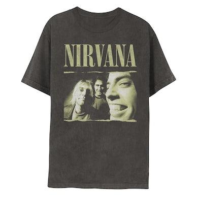 Nirvana Torn Edge Tee