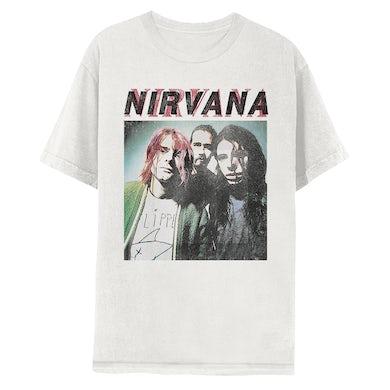 Nirvana Aqua Light Tee