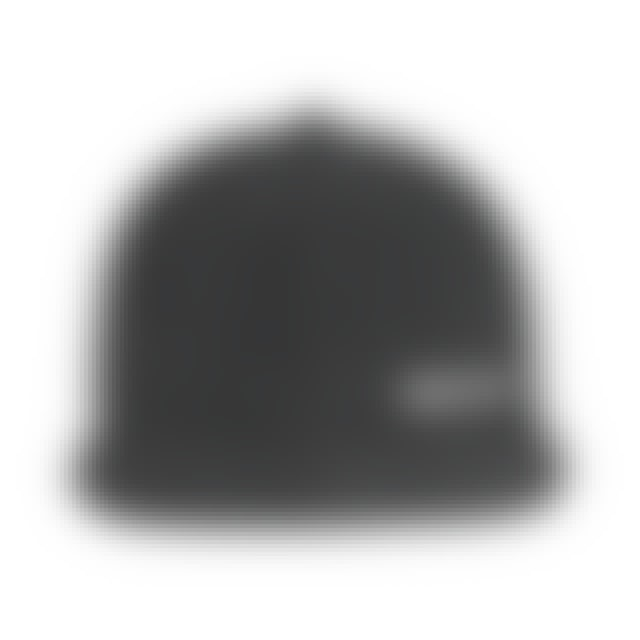 Nirvana Logo Snapback (Heather Black)