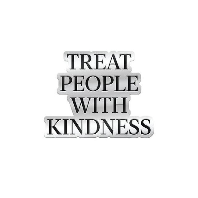 Harry Styles Treat People With Kindness Enamel Pin