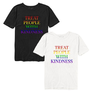 Harry Styles Treat People With Kindness Pride Tee