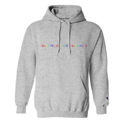 Harry Styles Treat People With Kindness Hoodie (Grey)