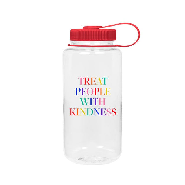 Harry Styles Treat People With Kindness Water Bottle