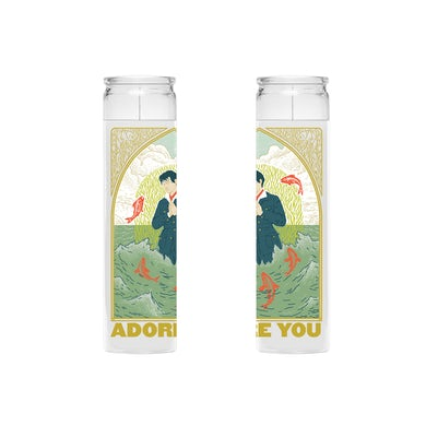 Harry Styles Adore You Prayer Candle
