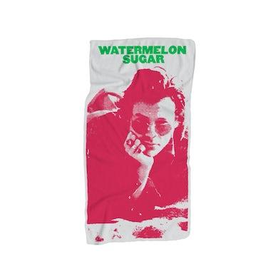 Harry Styles Watermelon Sugar Beach Towel