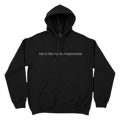 Harry Styles Treat People With Kindness Hoodie (Metallic Silver Embroidery)