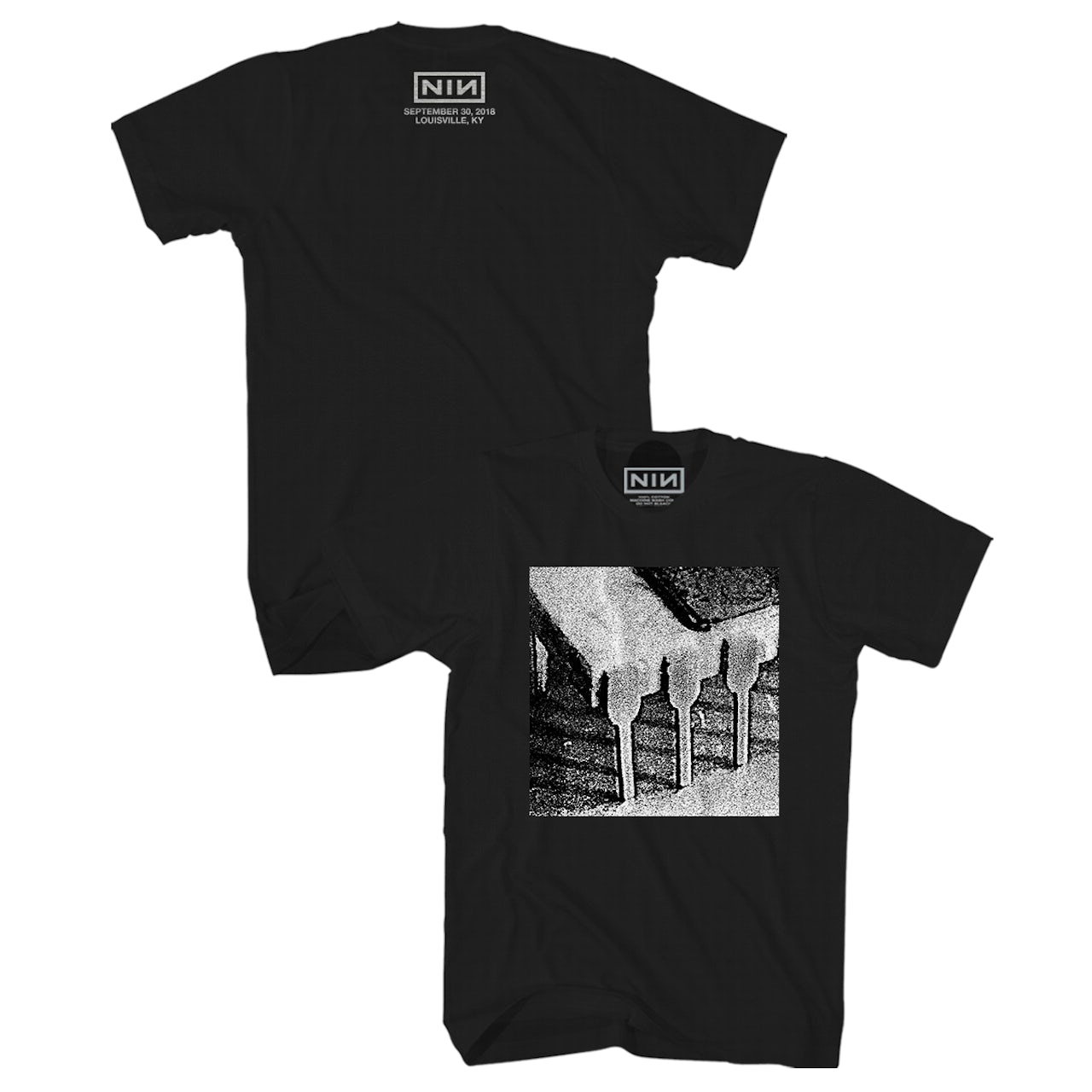 e50afe4a7820a Nine Inch Nails LOUISVILLE, KY EVENT TEE