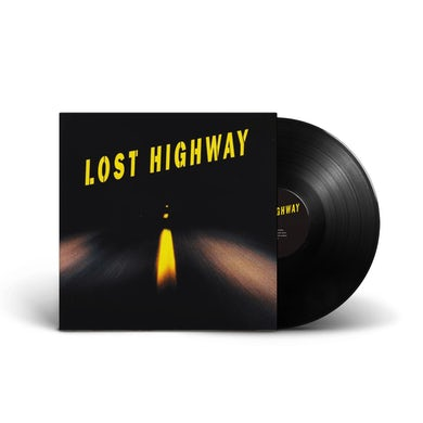 Nine Inch Nails LOST HIGHWAY Original Soundtrack REISSUE BLACK 2XLP (Vinyl)