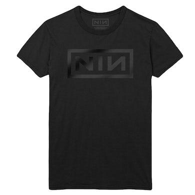 Nine Inch Nails VINYL BLACK TEE