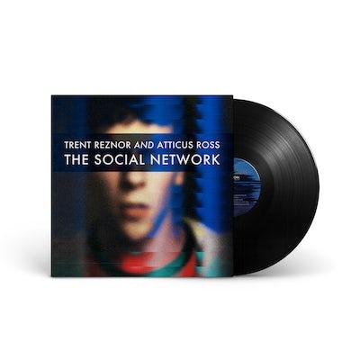 Nine Inch Nails THE SOCIAL NETWORK 2020 DEFINITIVE EDITION 2XLP (Vinyl)