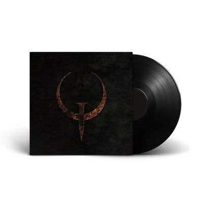 Nine Inch Nails QUAKE REMASTERED 2XLP (Vinyl)