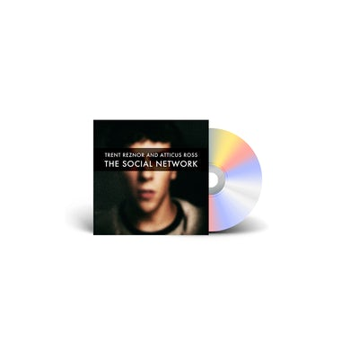 Nine Inch Nails THE SOCIAL NETWORK CD