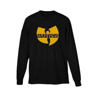 Wu-Tang Clan Classic Logo Long Sleeve Tee