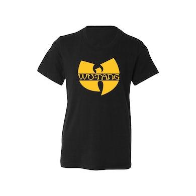 Wu-Tang Clan Classic Logo Kids Tee