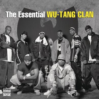 The Essential Wu-Tang Clan LP 2XLP (Vinyl)