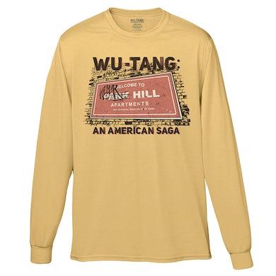 Wu-Tang Clan District Tee - Yellow