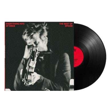 Spoon EVERYTHING HITS AT ONCE LP (Vinyl)
