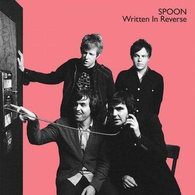 Spoon WRITTEN IN REVERSE 7'' (Vinyl)