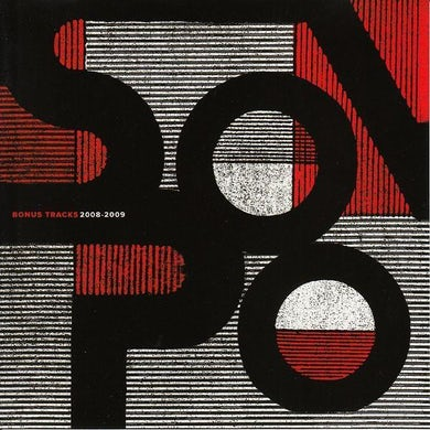 Spoon BONUS TRACK 2008-2009 CD