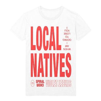 Local Natives WAIGLY TEE
