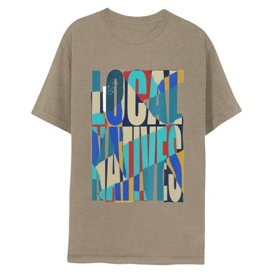 Local Natives Local 90s Tee