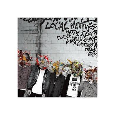 Local Natives GORILLA MANOR LP (Vinyl)