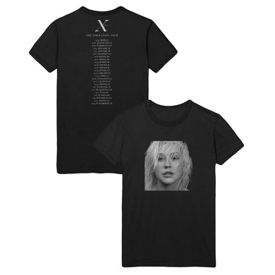 Christina Aguilera Tour Tee