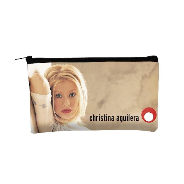 Christina Aguilera 20th Anniversary Zipper Pouch + Digital Download