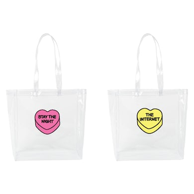 The Internet STAY THE NIGHT TOTE