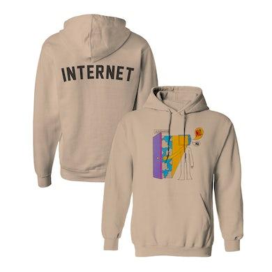 The Internet TV Boy Hoodie