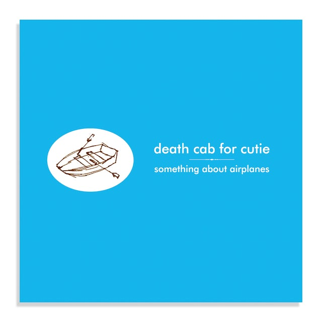 Death Cab For Cutie Something About Airplanes LP (Vinyl)