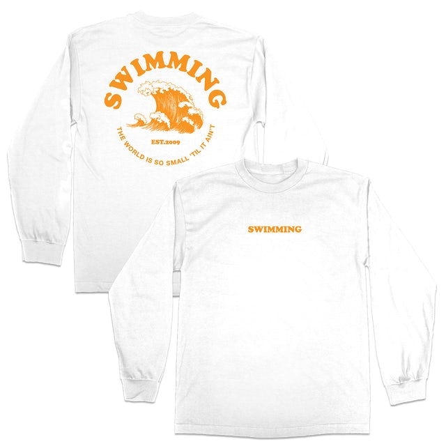 Mac Miller SWIMMING WAVE LONG SLEEVE