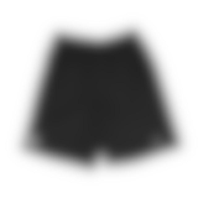 Mac Miller YIN YANG MESH SHORTS - BLACK