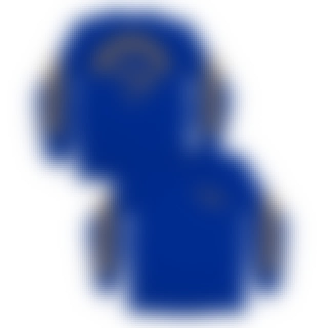Mac Miller SWIMMING DICE LONG SLEEVE - BLUE