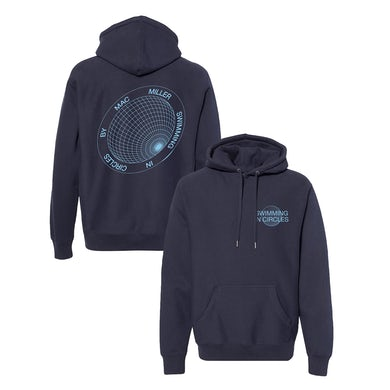 Mac Miller  SWIMMING IN CIRCLES HOODIE