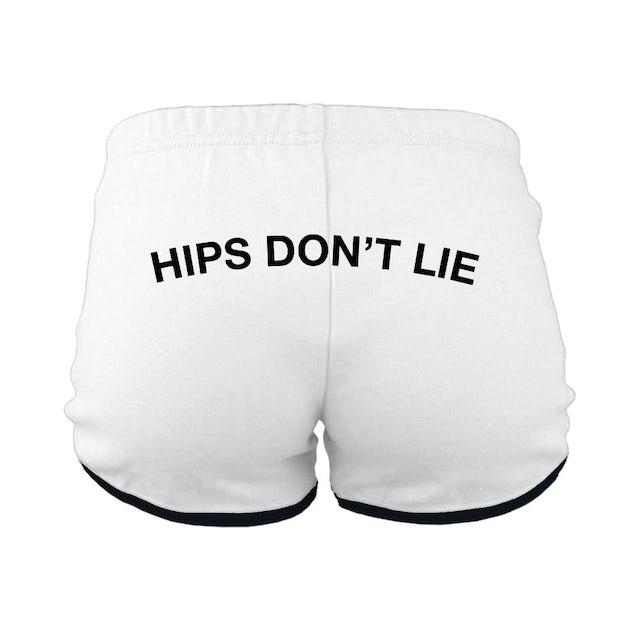 Shakira Hips Don't Lie Shorts